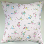 Cushion Cover in Cath Kidston Garden Fairies 16""